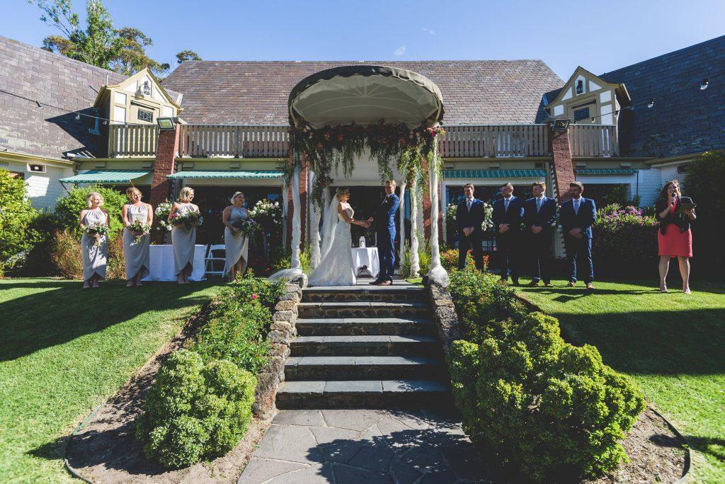 Wattle Park Chalet - Wedding Venue, Surrey Hills, Yarra Valley