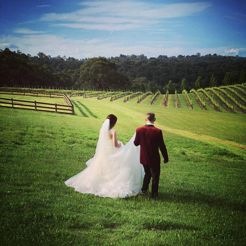 Yarra Ranges Estate - Wedding Venue, Monbulk, Yarra Valley