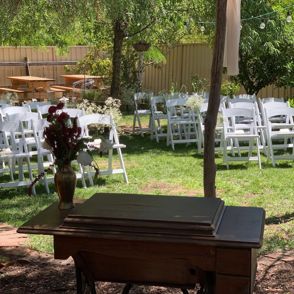 Yea Peppercorn Hotel - Wedding Venue, Yea, Yarra Valley
