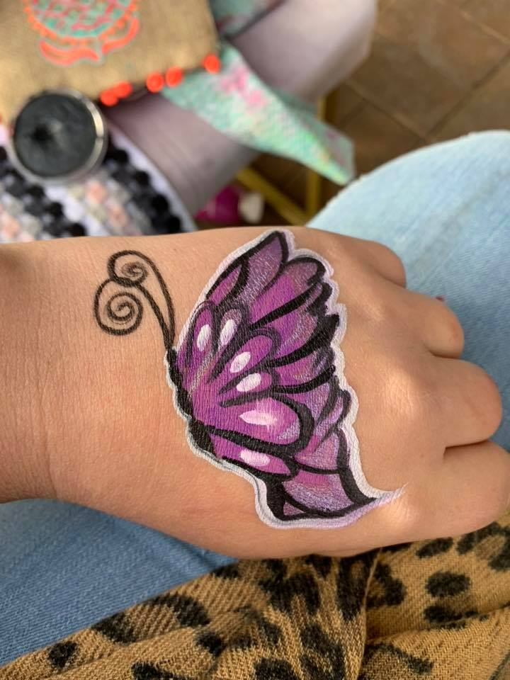 Melbourne-Face-Painting-Kids-Entertainer-Fancy-Cheeks-Face-Painting