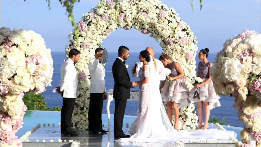 Bali Wedding at Karma Kandara