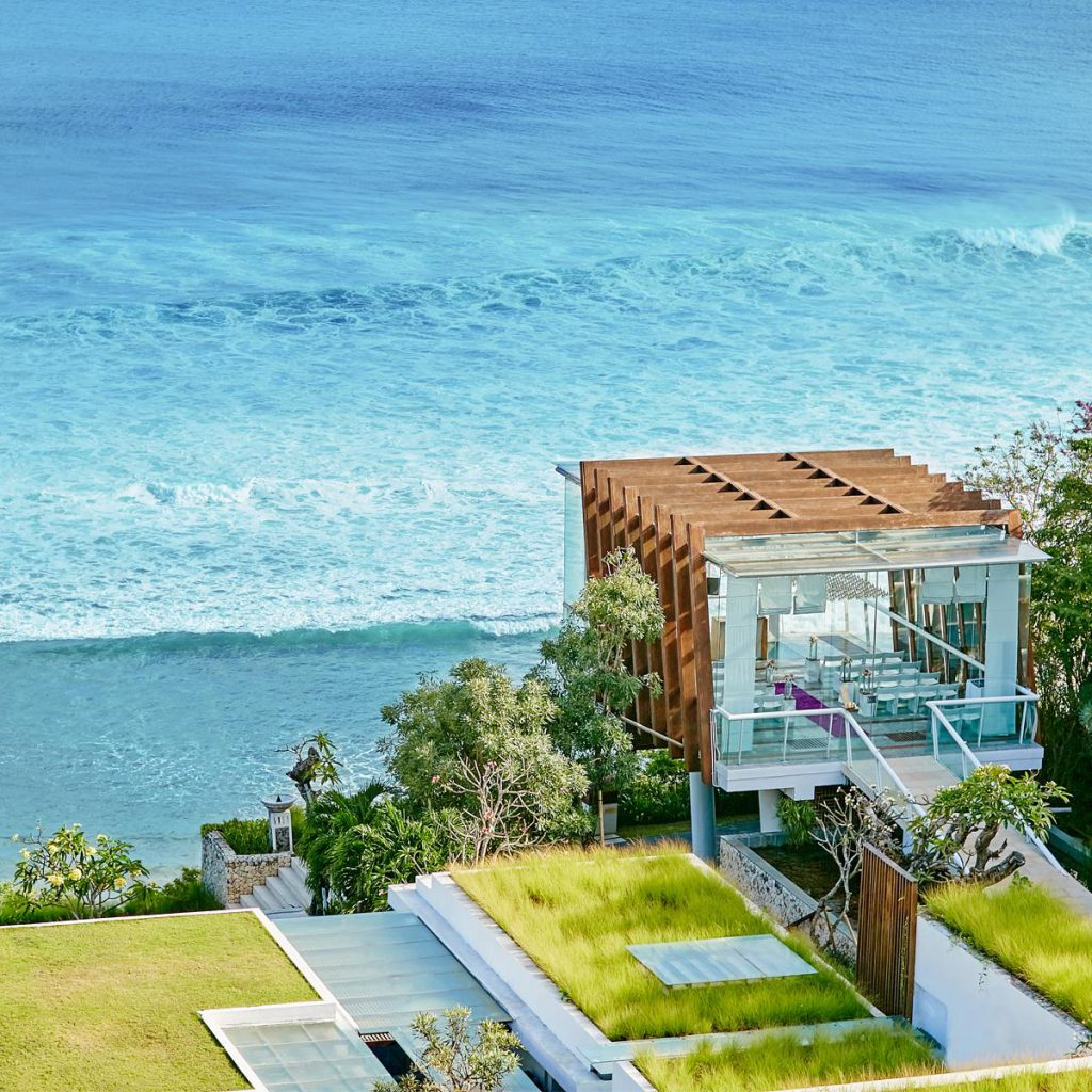 Anantara Uluwatu Bali Resort - Dewa Dewi Chapel