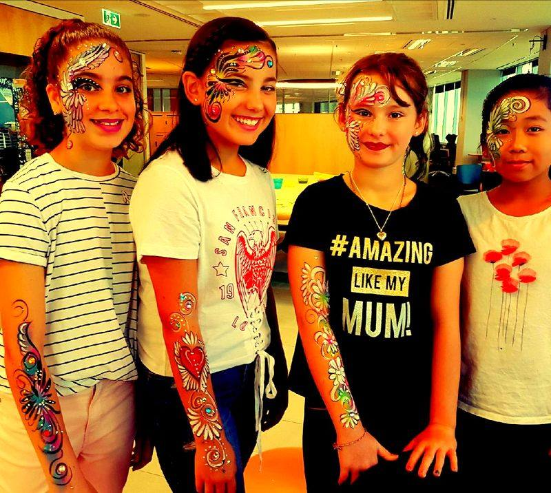 Dream Face Painting FPD