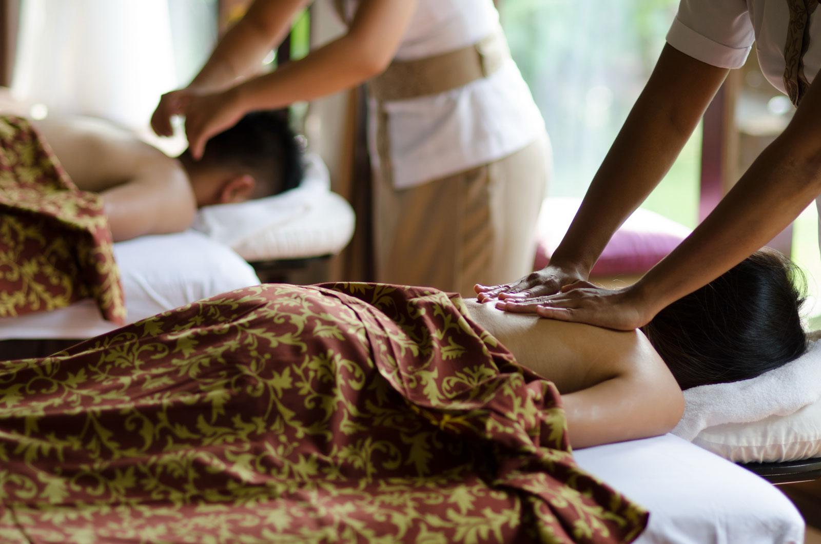 Spa at The Samaya Ubud