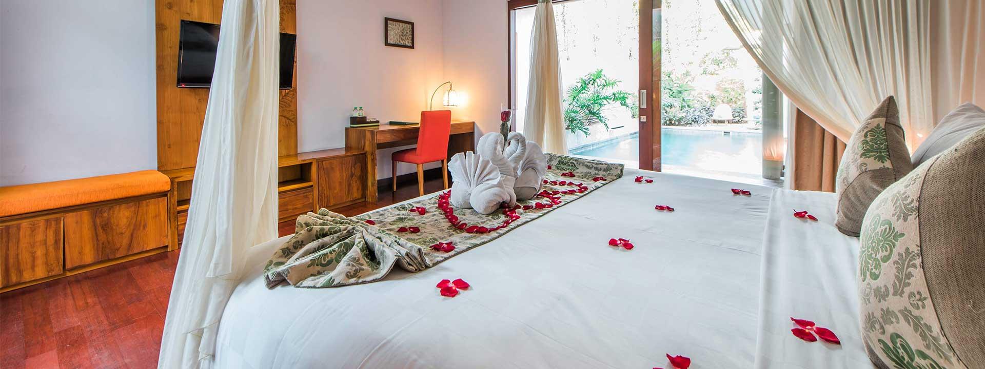 Valentine's Day in Bali at The Kasih Villas & Spa