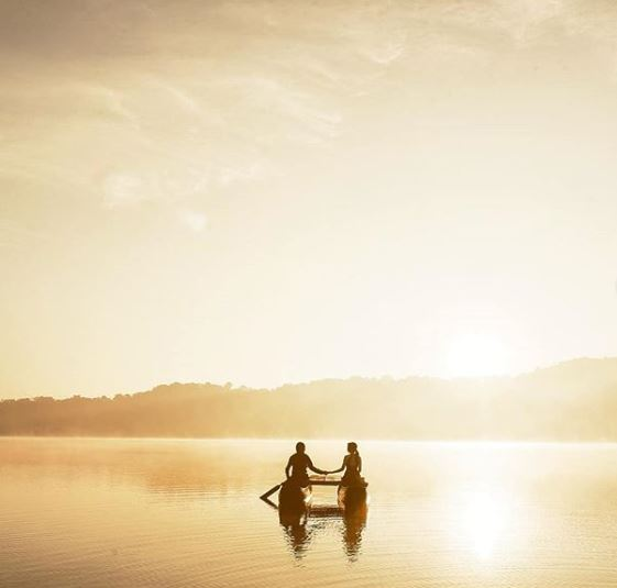 Instagrammable Places at Tamblingan Lake
