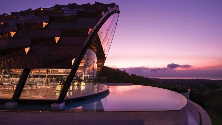 Celebration Pavilion Chapel at Renaissance Bali Uluwatu Resort & Spa