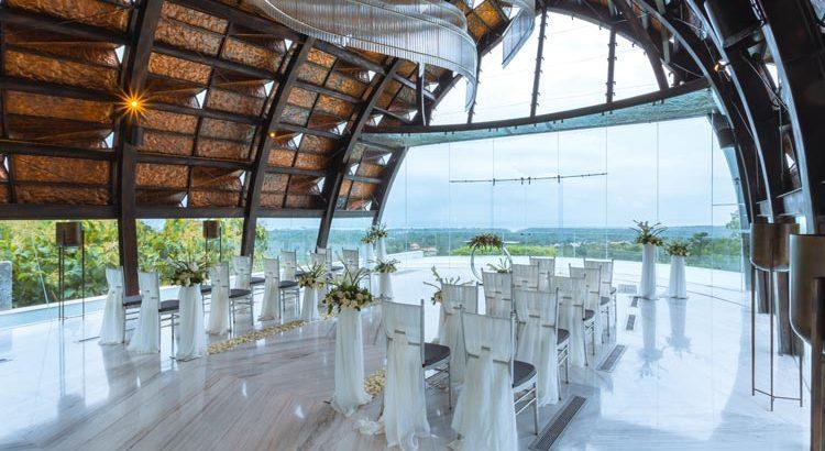 Bali Wedding Destination at Renaissance Bali Uluwatu Resort & Spa