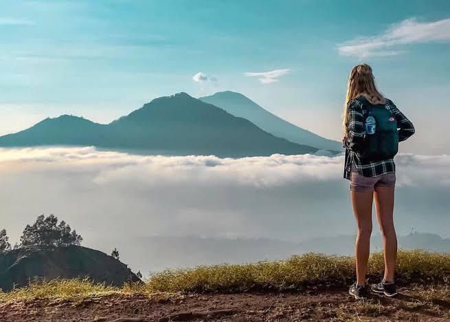 Bali Getaway Activity Climbing Mount Batur