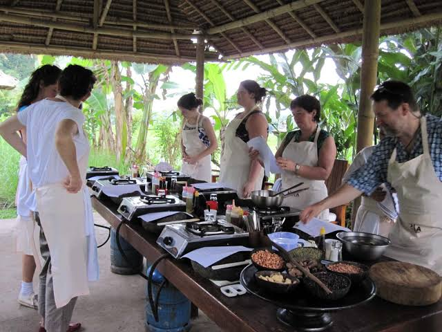 Hens Party Cooking Class
