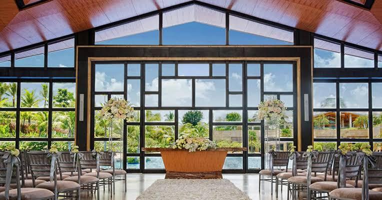 Best Wedding Chapel at The Mulia, Mulia Resort & Villas