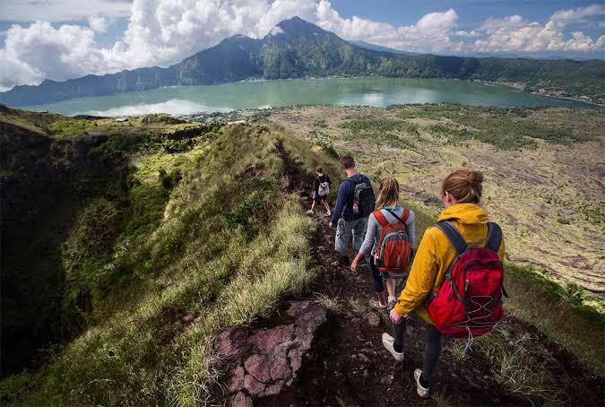 Bali Honeymoon Activities at Mount Batur