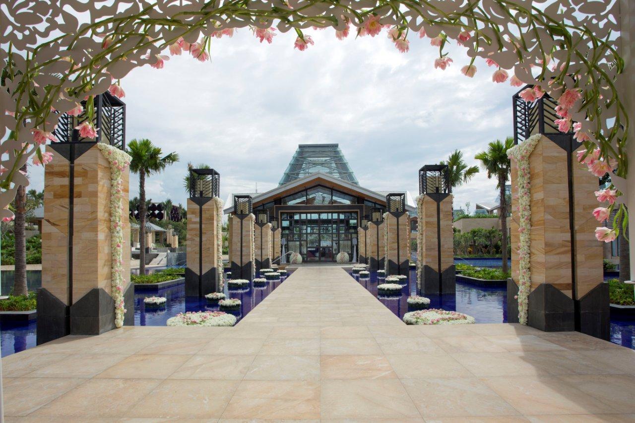 Eternity Chapel at the Mulia, Mulia Resort & Villas