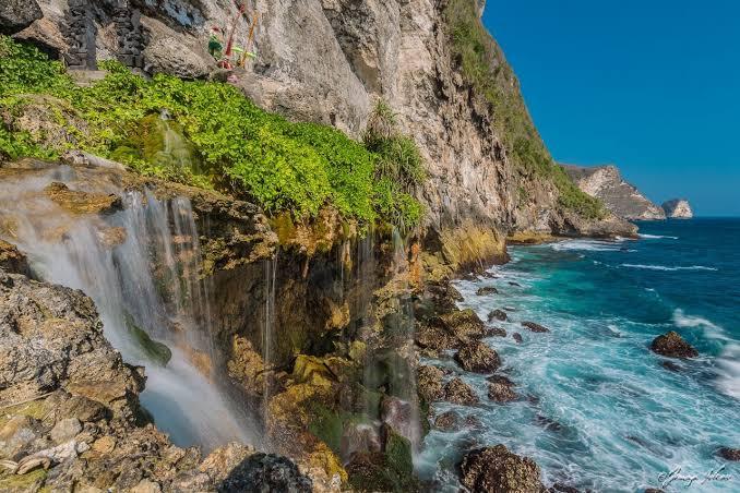 Honeymoon Ideas at Peguyangan Waterfal Bali