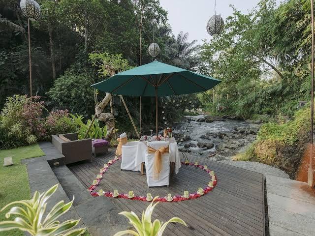 Romantic Getaway at the Samaya Ubud