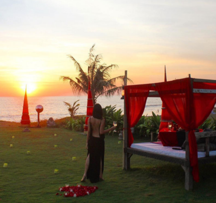Anniversary Ideas at Hotel Tugu Bali