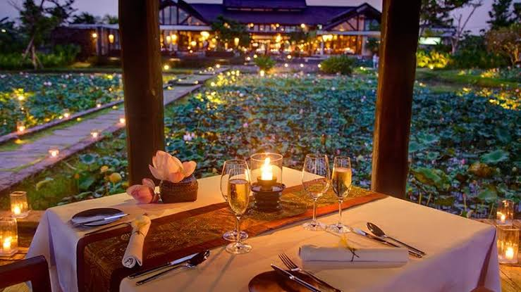 Romantic Dinner at Metis Restaurant Bali