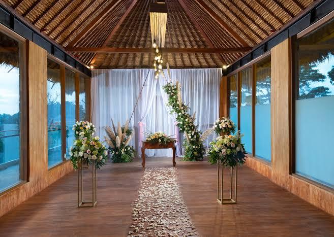 Destination Wedding at Sthala Ubud