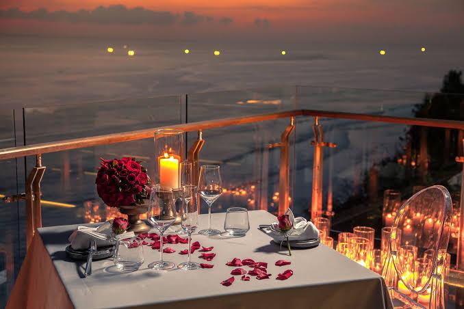 Romantic Anniversary Ideas at Tirtha Bridal Uluwatu