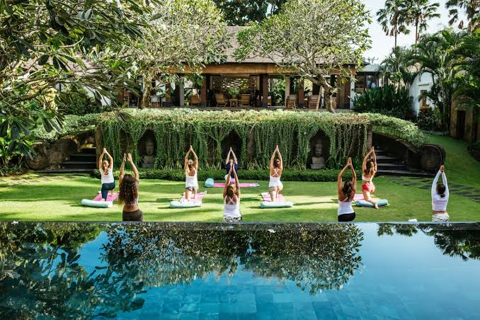 Hens Party Package Yoga