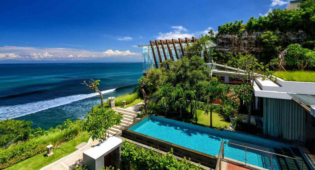 Anantara Uluwatu Bali Resort Wedding Venue - Dewa Dewi Chapel