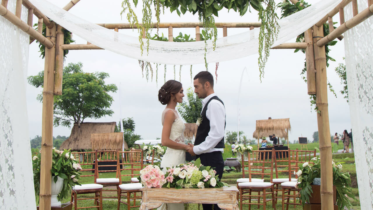 Countryside Wedding at Desa Visesa