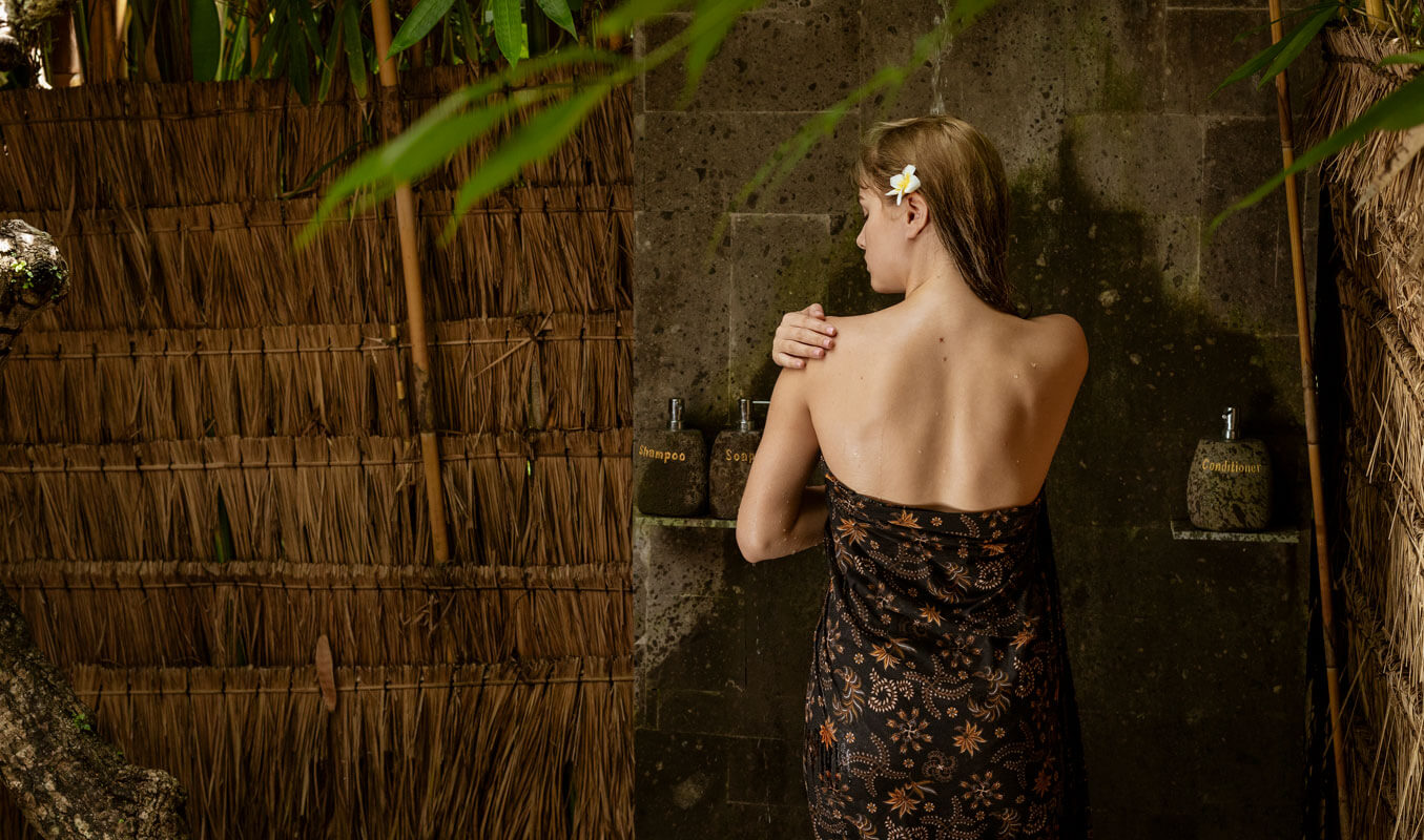 Spa at Ubud Bali Hotels Desa Visesa
