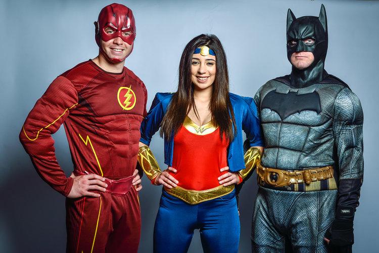 Super Hero Kids Entertainer, Sydney - Super Parties Australia