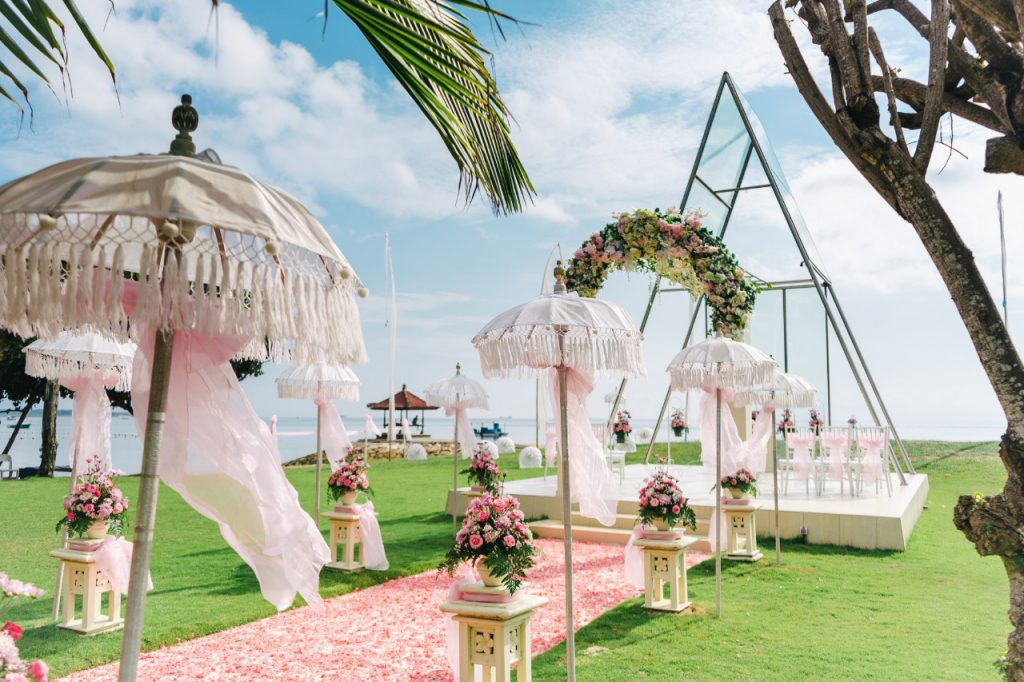 Grand Mirage Resort and Thalasso Spa Bali - Chapel Wedding Venue Bali