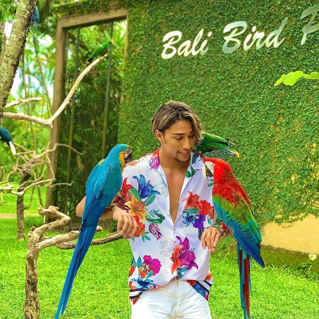 Family Holiday at Bali Bird Park