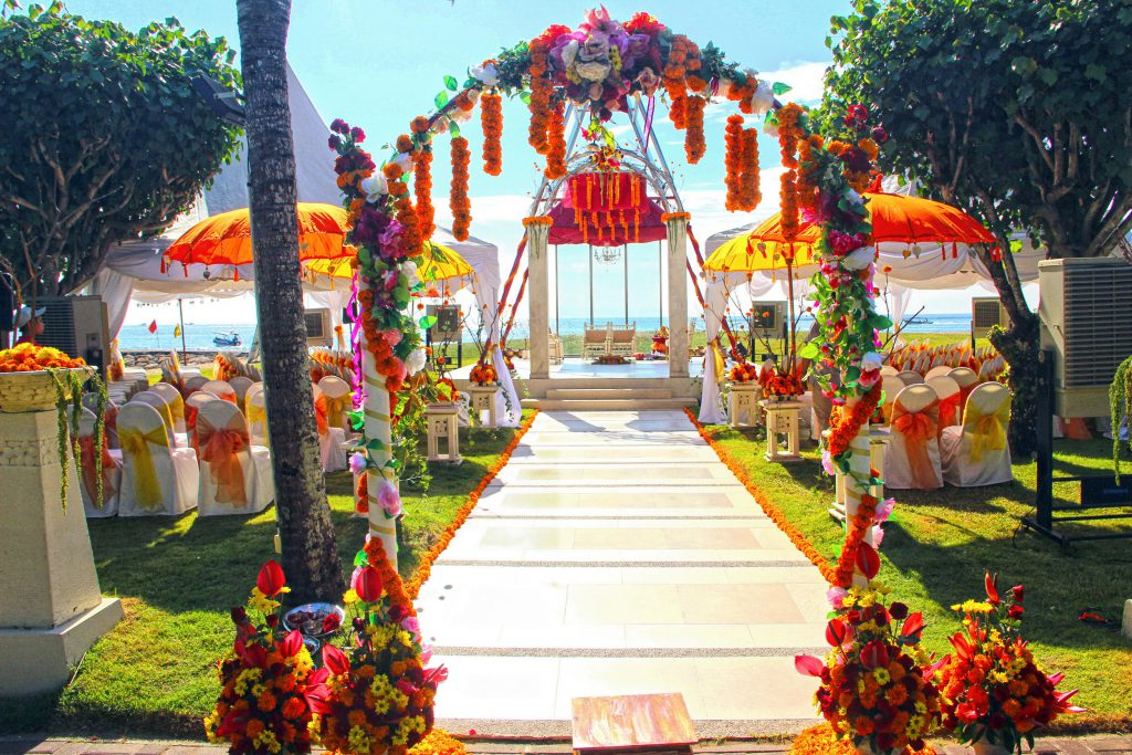 Grand Mirage Indian Wedding Package Nusa Dua