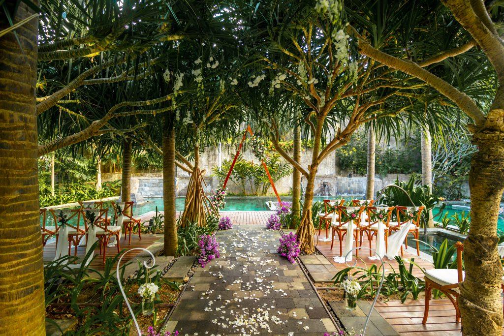 Hotel Indigo Bali Seminyak Beach - Wedding Venue Seminyak, Bali