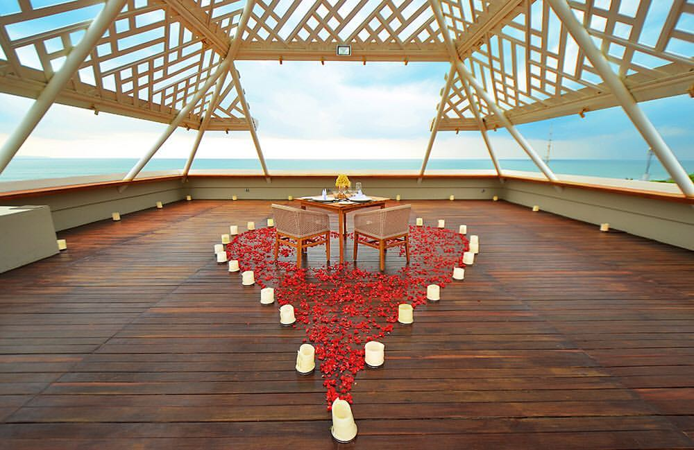 The Bandha Beachfront Hotel Wedding Package