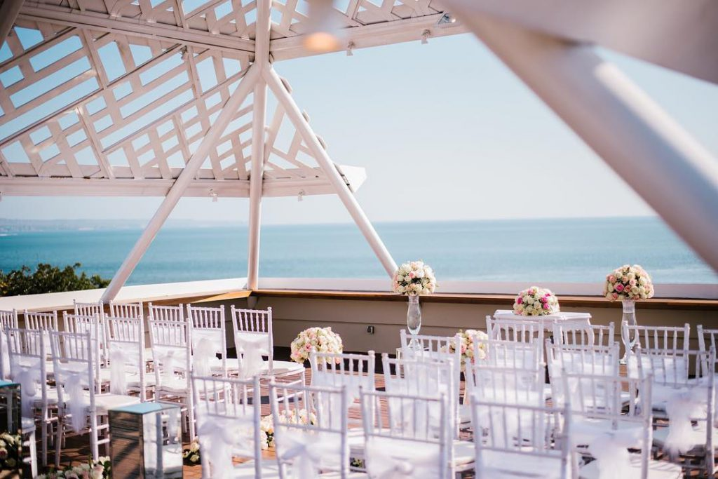 The Bandha Hotel & Suites 5 Star Beach Resort Wedding Ceremony Package by Parties2Weddings