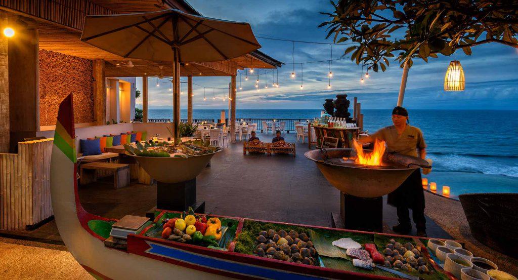 Anantara Uluwatu Honeymoon Package, dinner and ideas