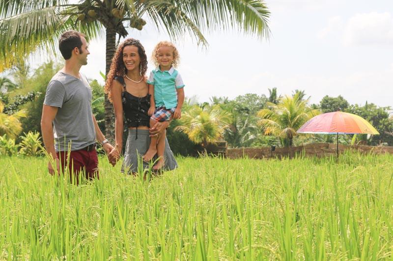 Desa Visesa Family Package