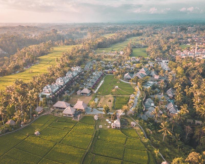 Desa Visesa Honeymoon Package