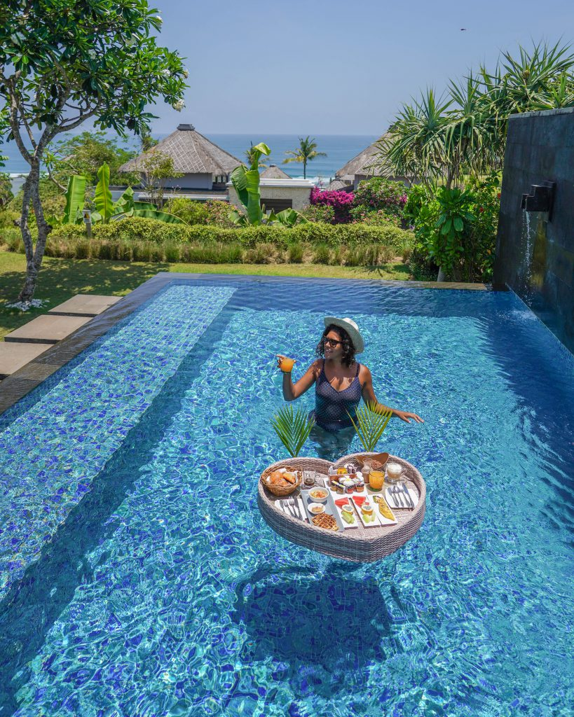 Samabe Bali Suites & Villas Honeymoon Package