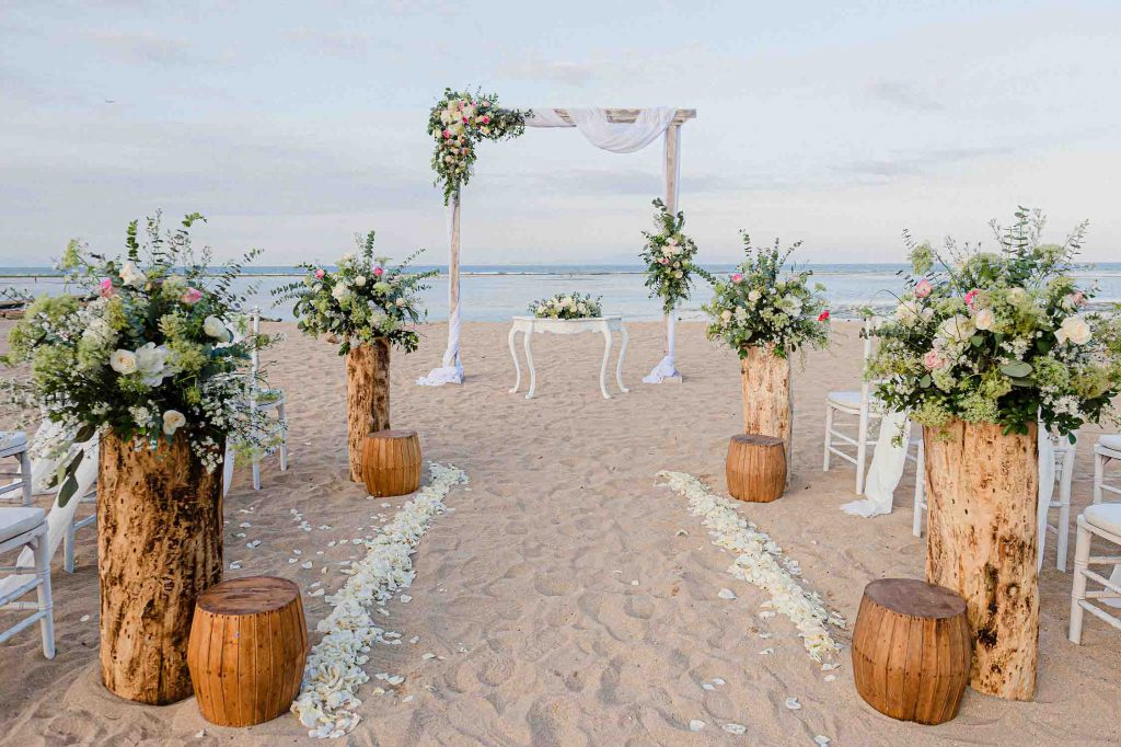 From Bali with Love Package Wedding