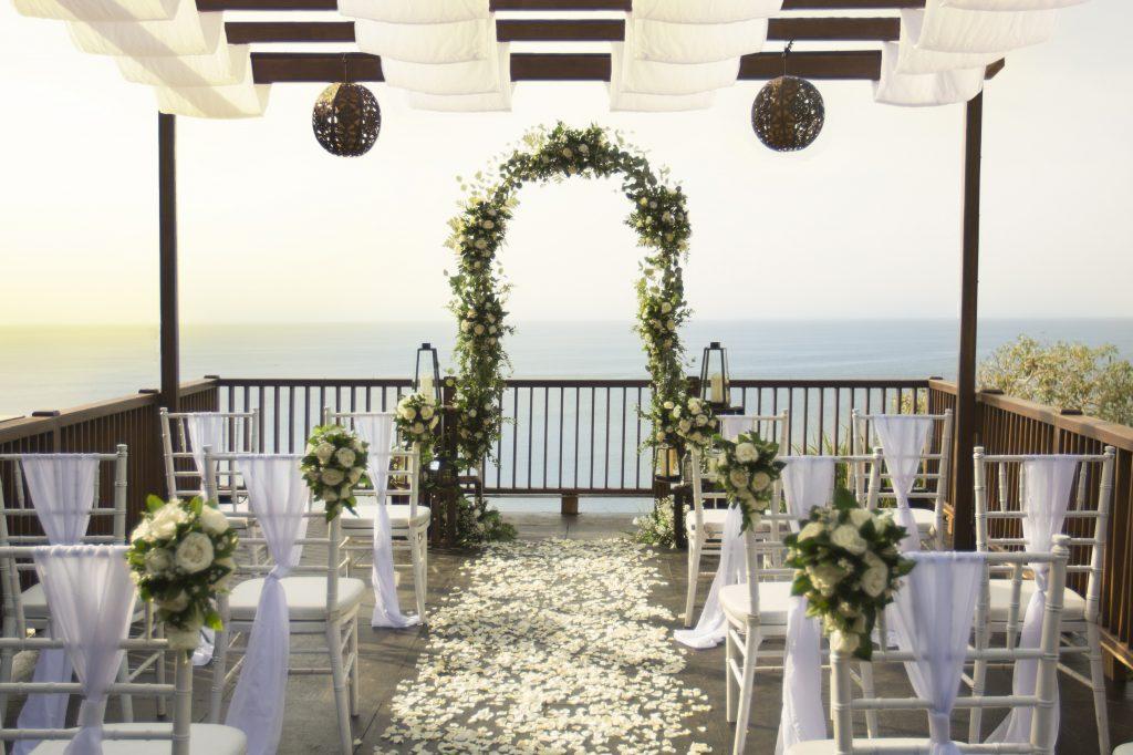 Anantara Uluwatu Wedding Package Clifftop Bali Resort