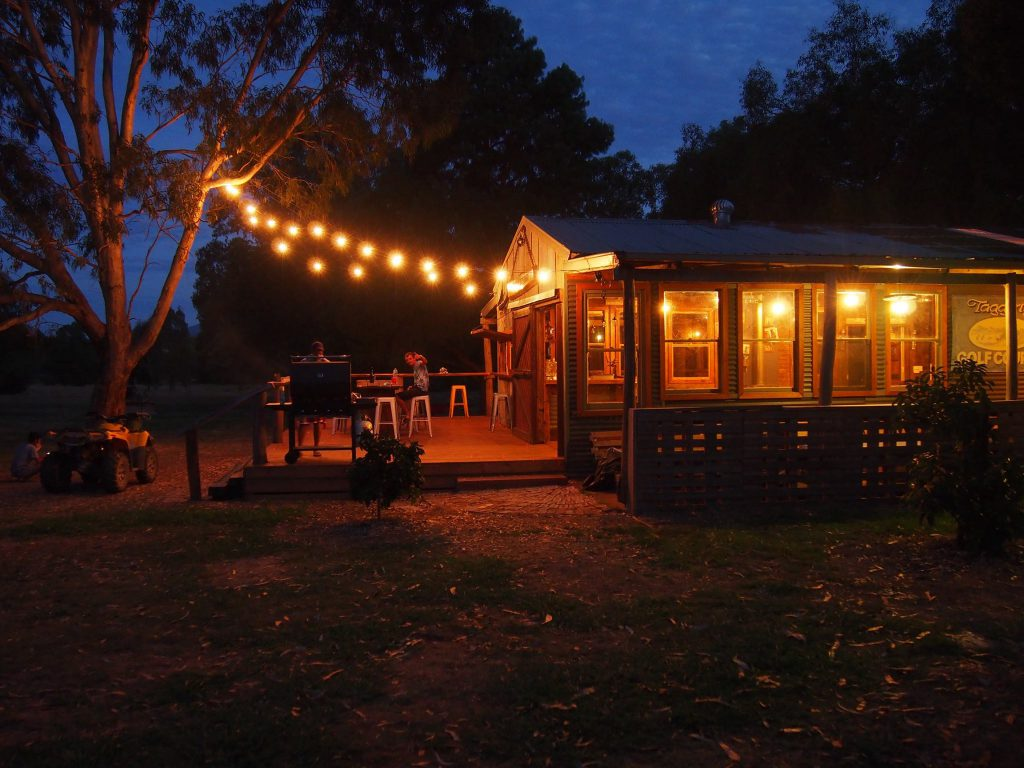 Melbourne Country style Wedding Venue Bonfire Station Microbrewery and Farmstay for corporate party, engagement, hens night
