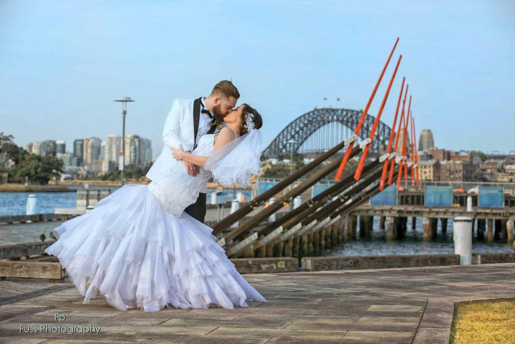 FP Wedding & Portrait Photographer Blakehurst, NSW