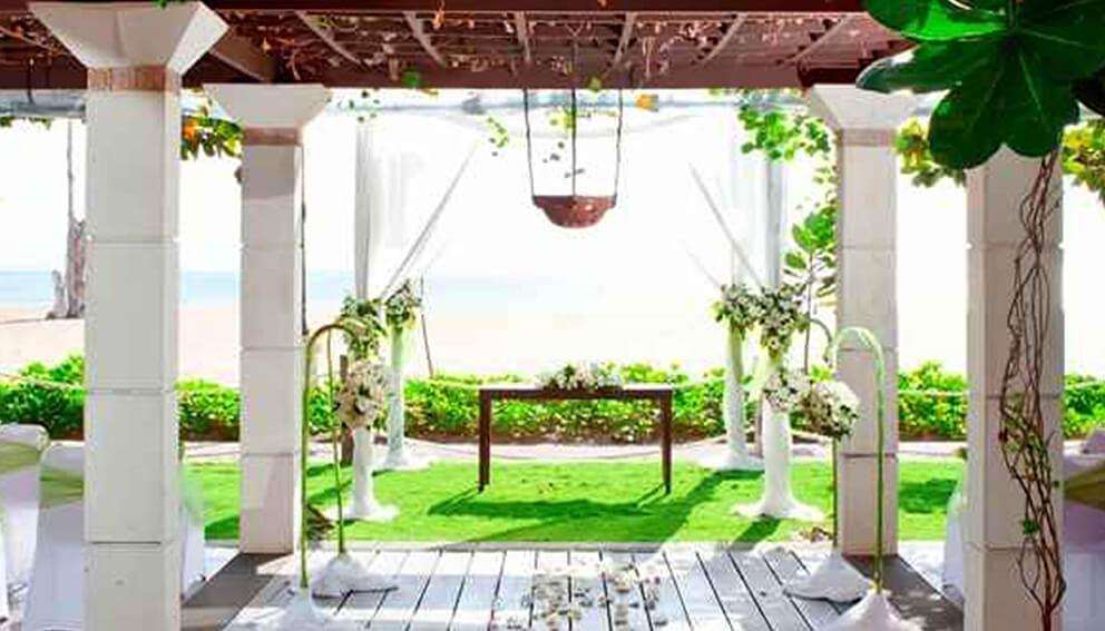 The Sandhi Pala and Ma Joly Wedding Package Kuta Bali