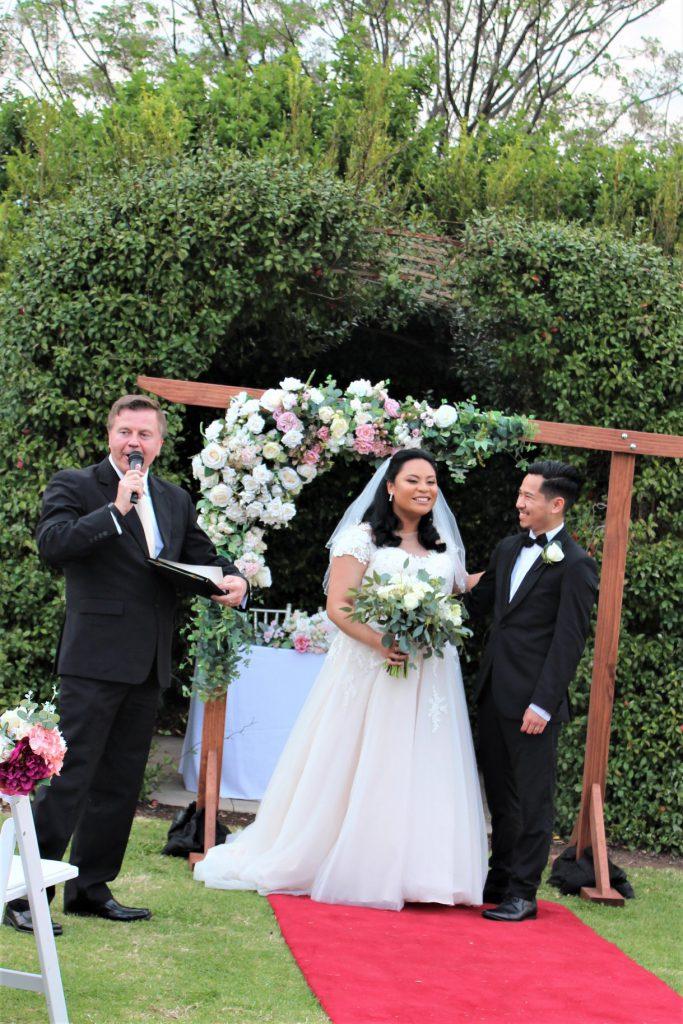 Sydney Marriage-Wedding-Civil Celebrant-Vincent Moore