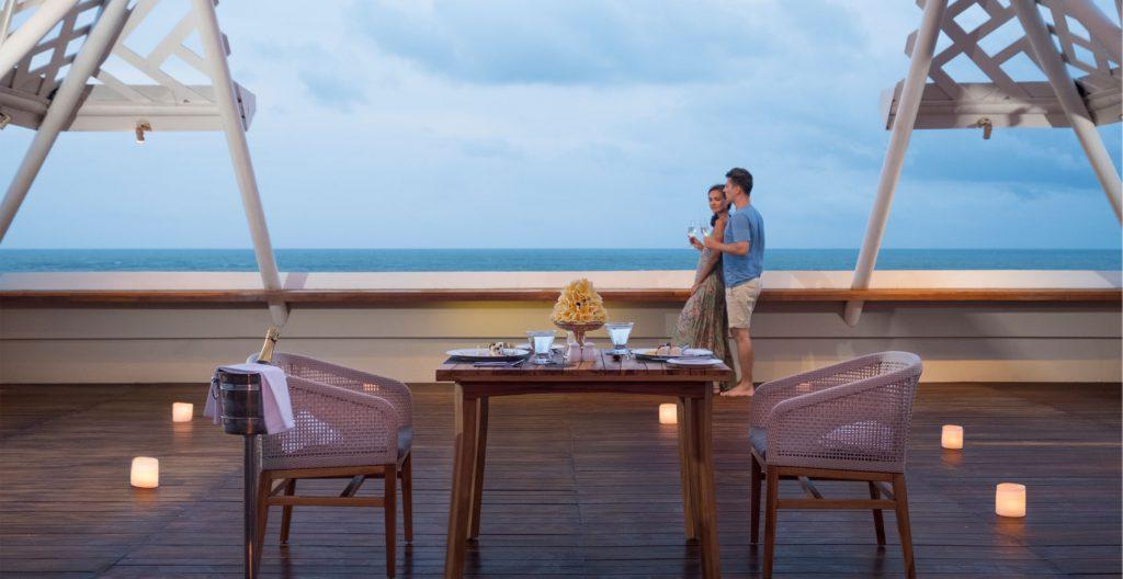 The Bandha Hotel & Suites Honeymoon Package