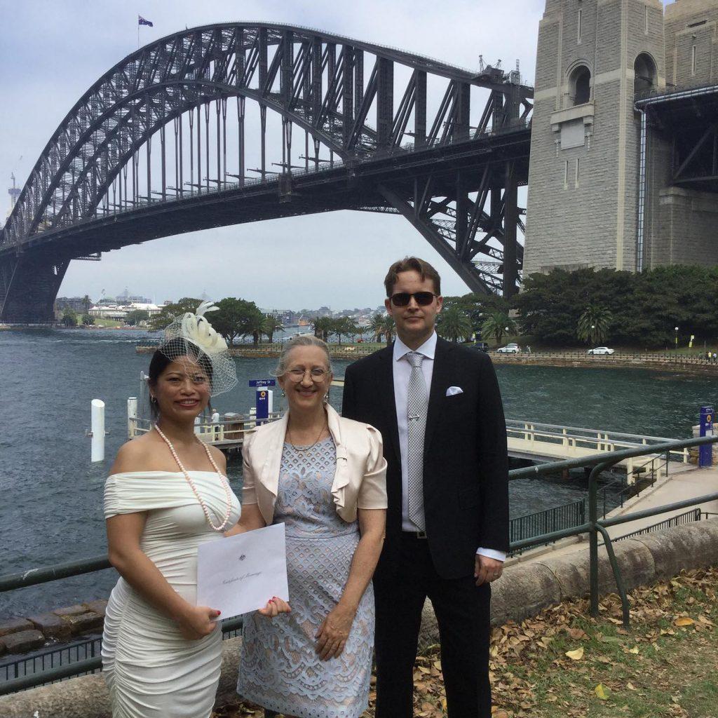 Fiona King Civil Marriage Celebrant
