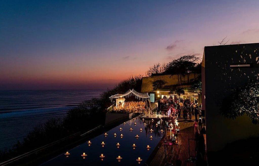 Latitude Bali Legian Private Villa Wedding