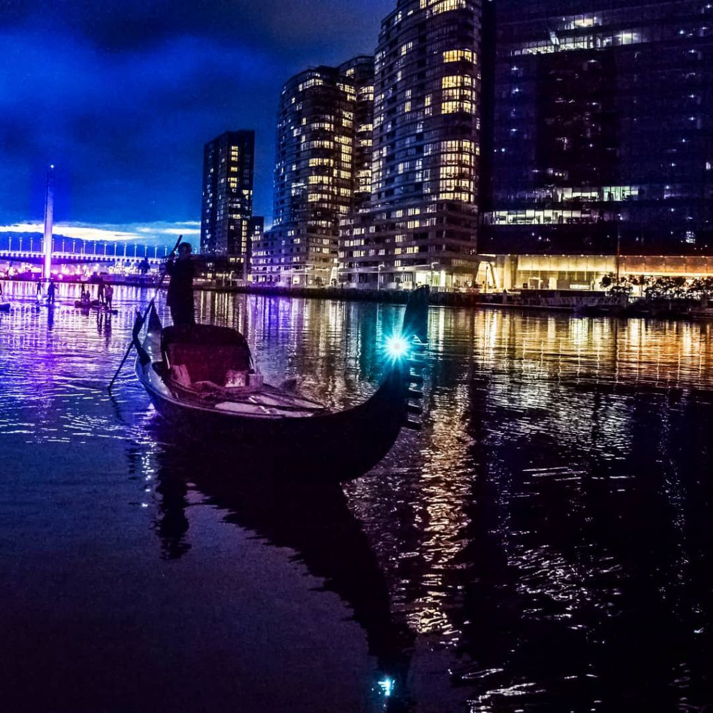 Honeymoon in Melbourne - Venice on Yarra Romantic Package - Parties2Weddings