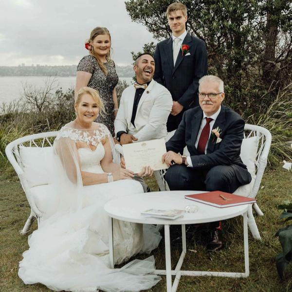 Melbourne Marriage-Wedding-Civil Celebrant- Johan the Celebrant