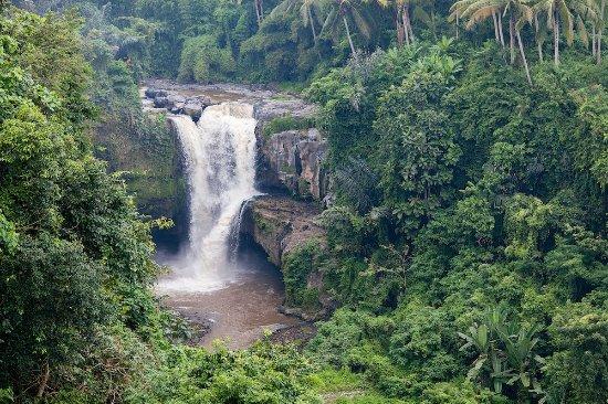 Tegenungan Waterfall Bali Vacation